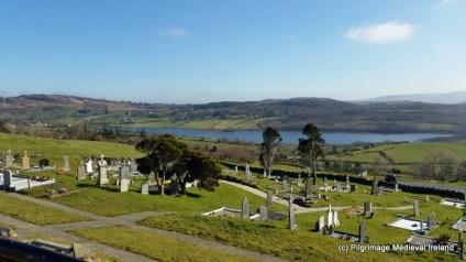 View of Lough Akibbon