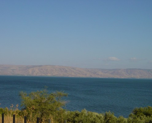 Sea of Galilee - Holy Land