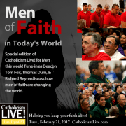 Men of Faith in Today's World