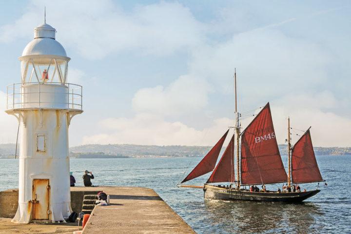 Torbay Trawler Days Sail