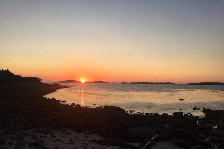 Scilly Isles sunrise