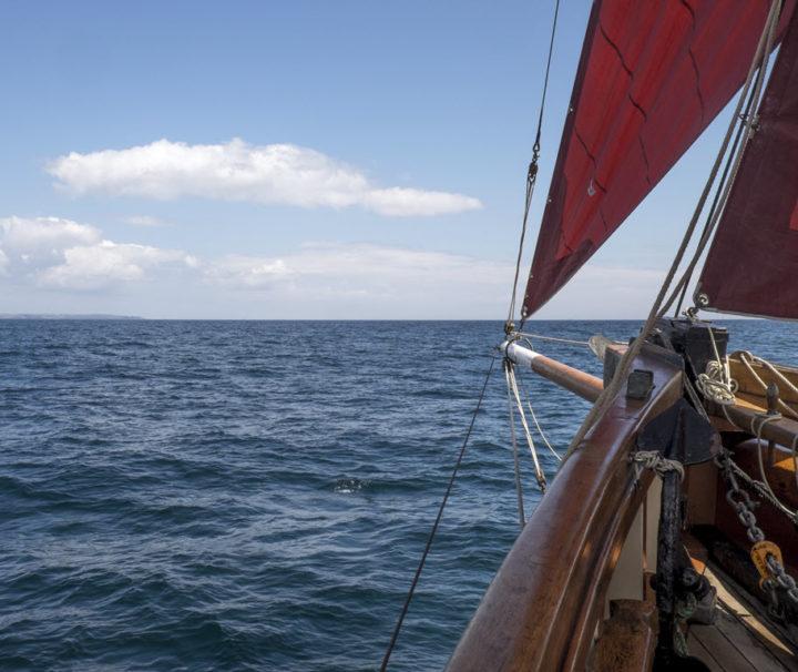 September Devon Day Sailing