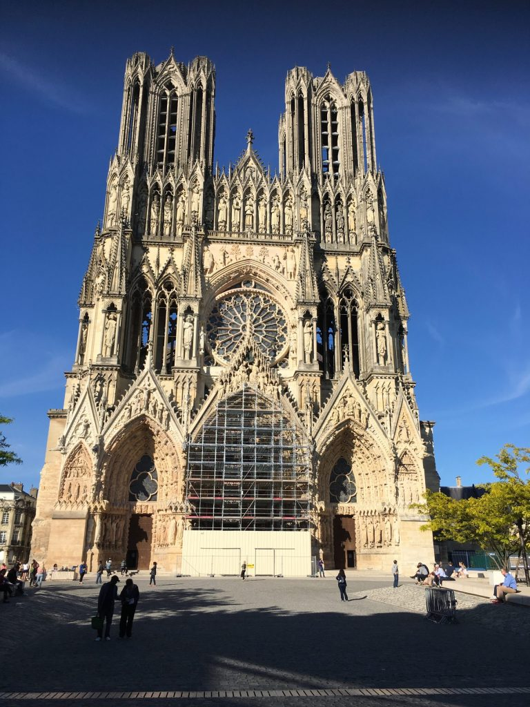 Reims Cathedral 2017