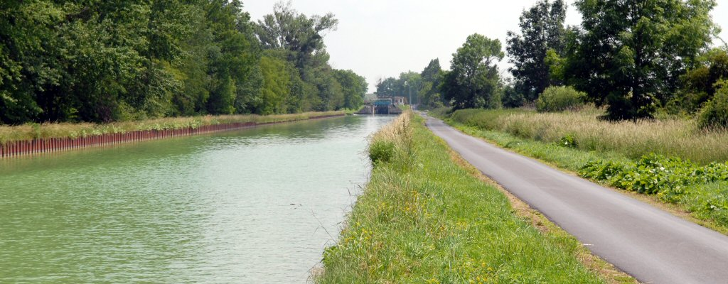 Canal at Cormicy