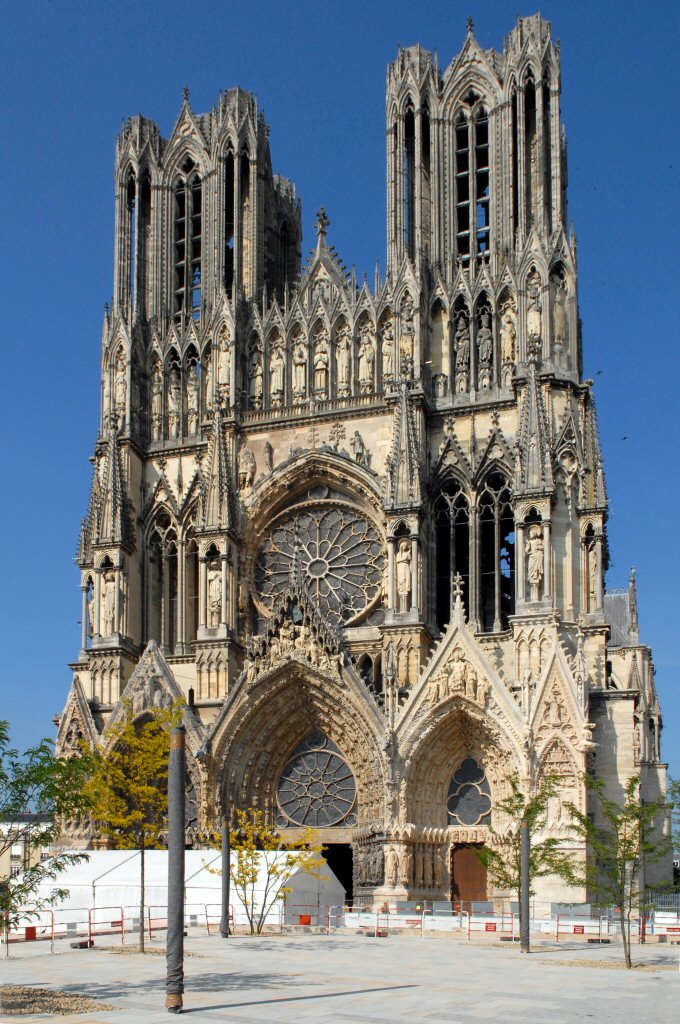 Reims Cathedral 2007
