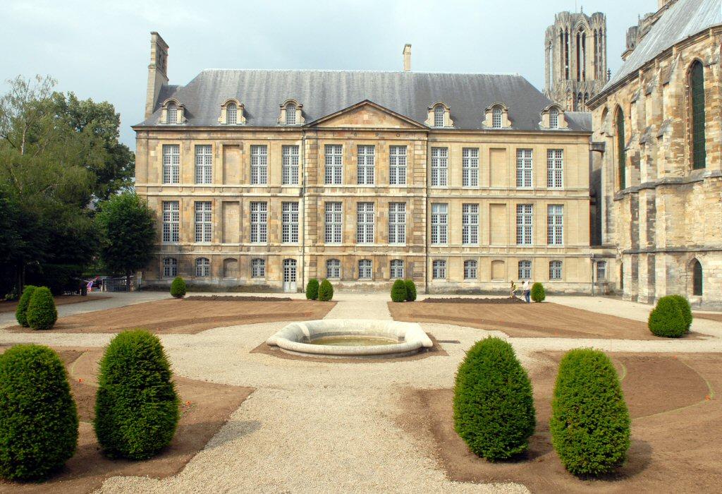 Reims Bishops Palace