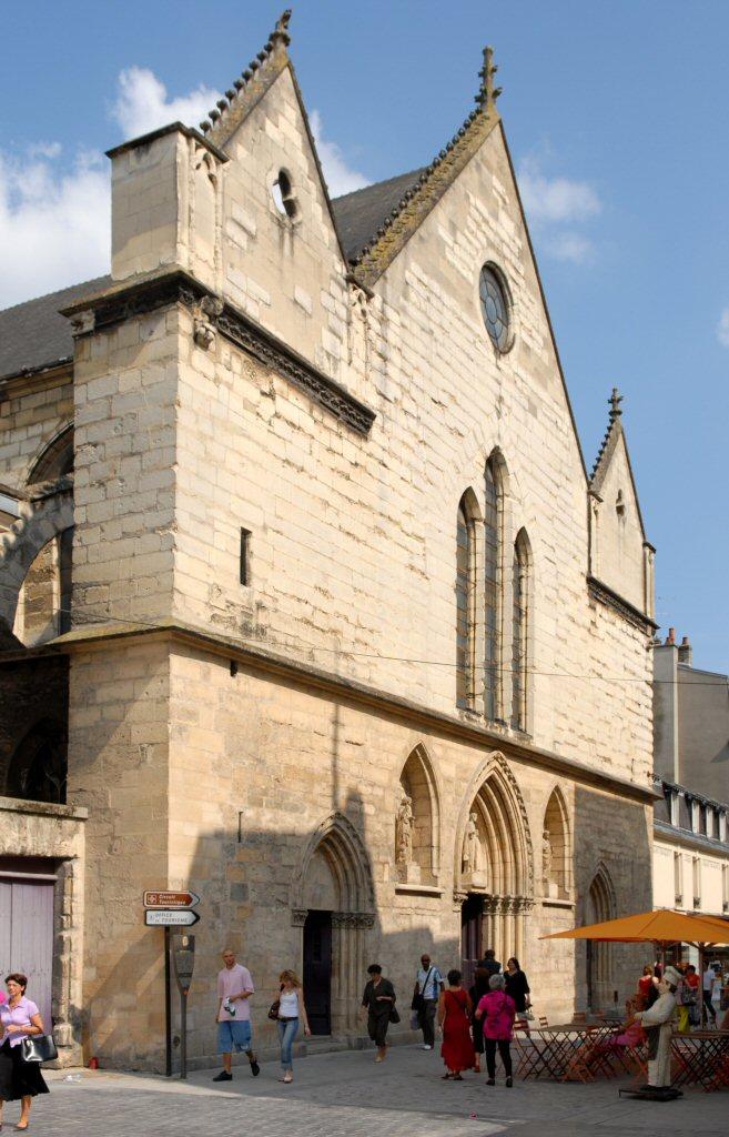 Reims Eglise St Jacques