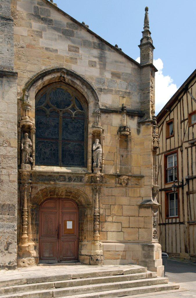 Chalons-en-Champagne Eglise St Aldin
