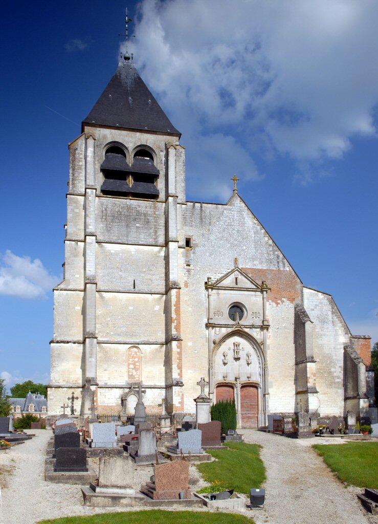 Rosny L'Hopital Eglise