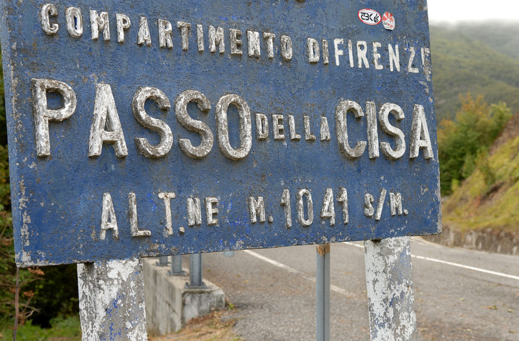 Cisa Pass Summit