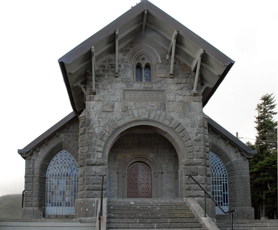 Capella Cisa Pass