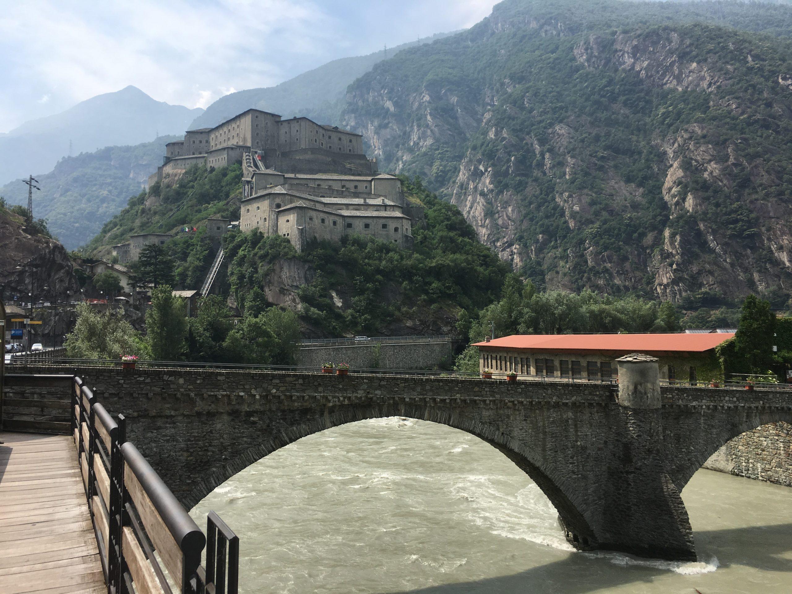 Bard Castle, Aosta Valley