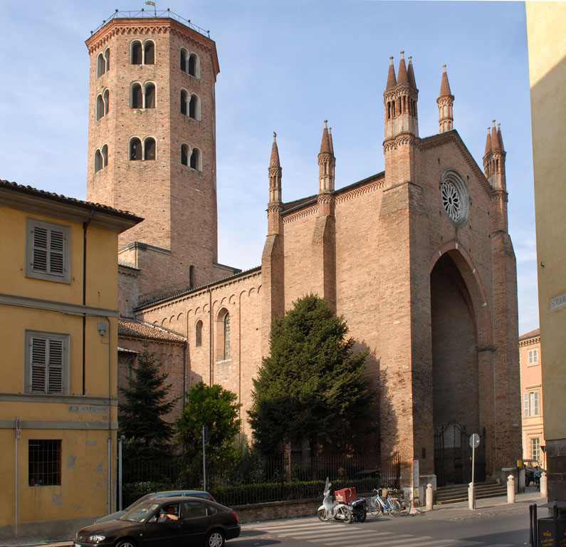Basilica of San Antonio, Piacenza