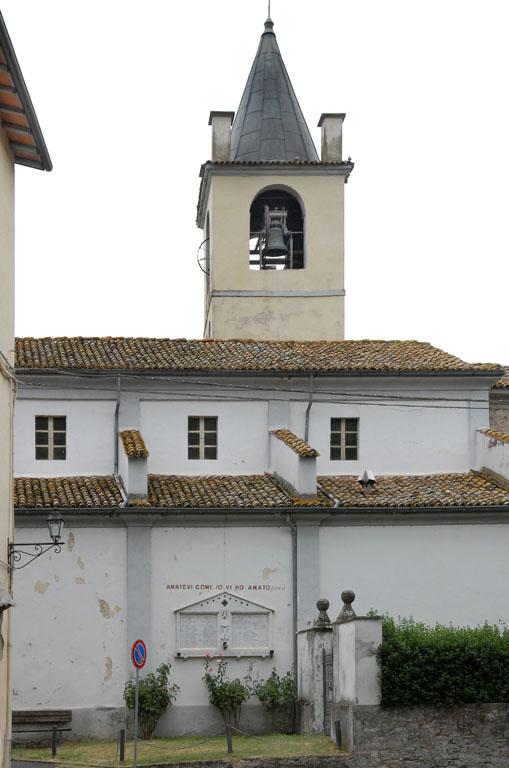 Svizzano Former Abbey Church