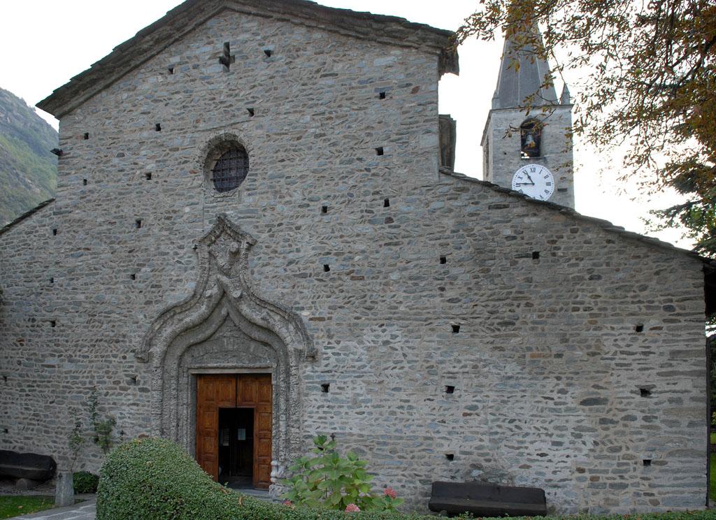 Church in Arnad