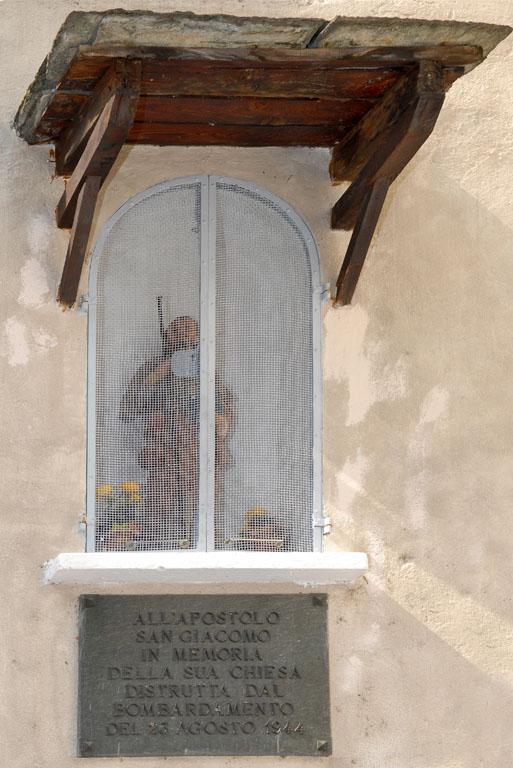 St James shrine
