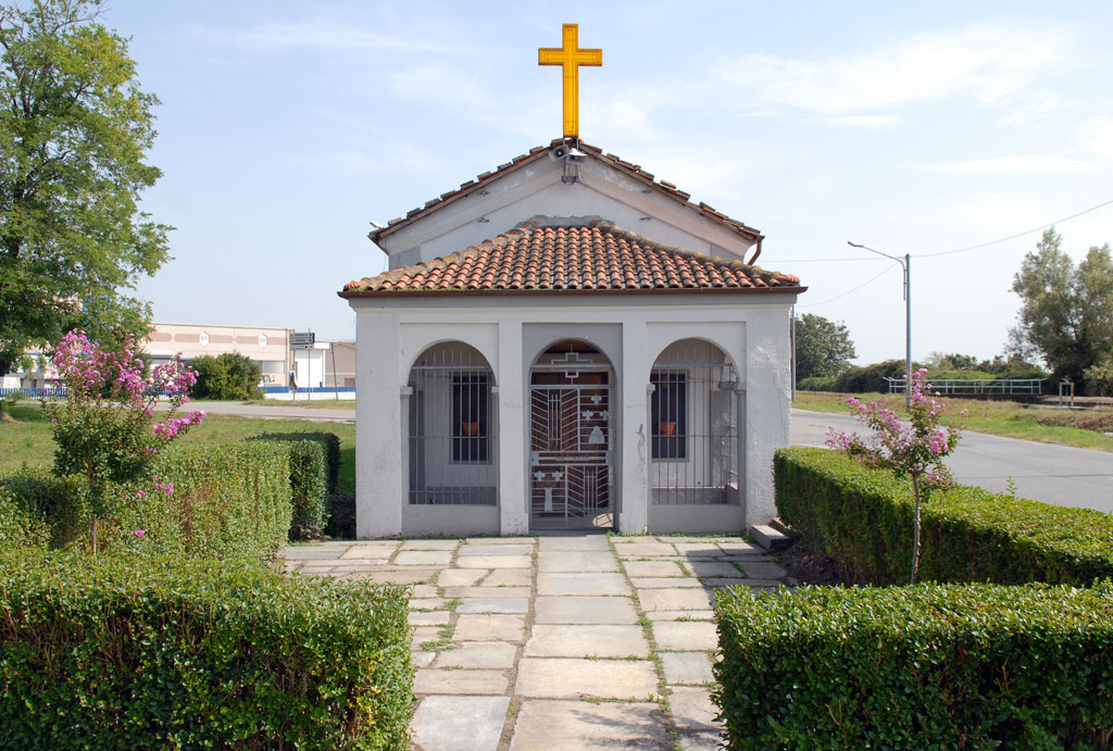 Capella San Rocco after Santhia
