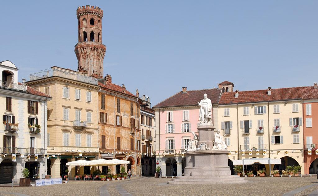 Vercelli Main Square