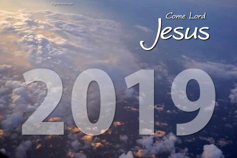 Revelation 22:20 Come Lord Jesus!