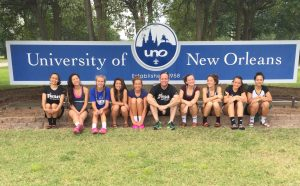 Pilipa'a 14's at the University of New Orleans