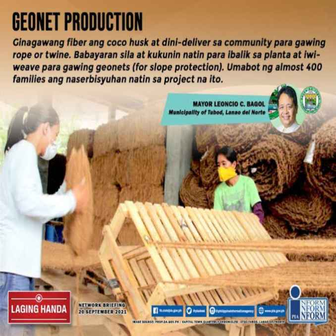 geonet production