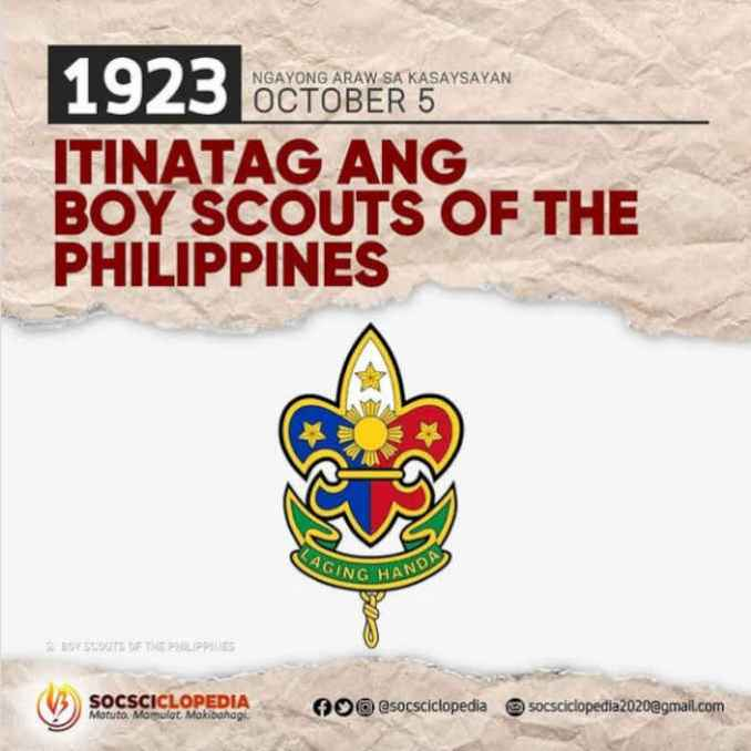 boy scouts of the philippines logo