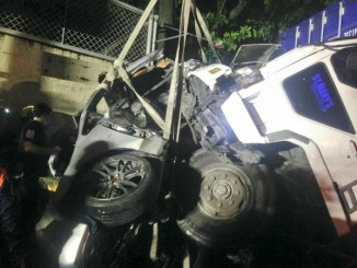 Ortigas Truck Accident August 14, 2015 4