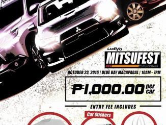 MitsuFest Philippines 2016