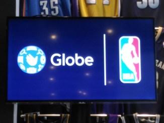 Globe and NBA App