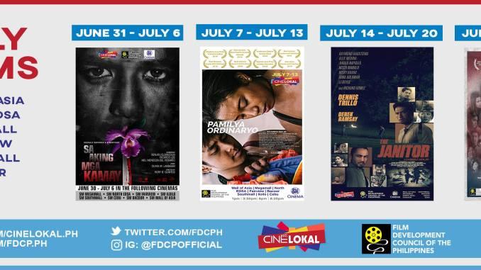Cine Lokal July