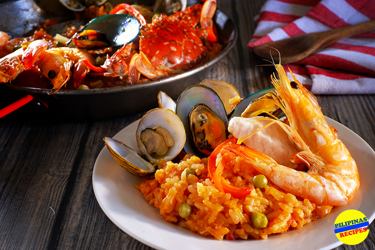 Paella Recipe