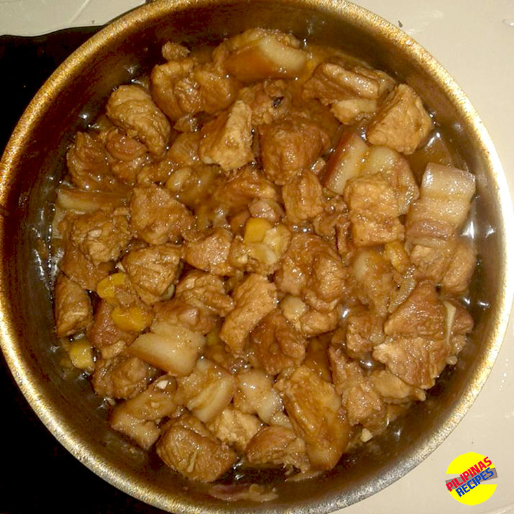 Adobong Baboy Recipe