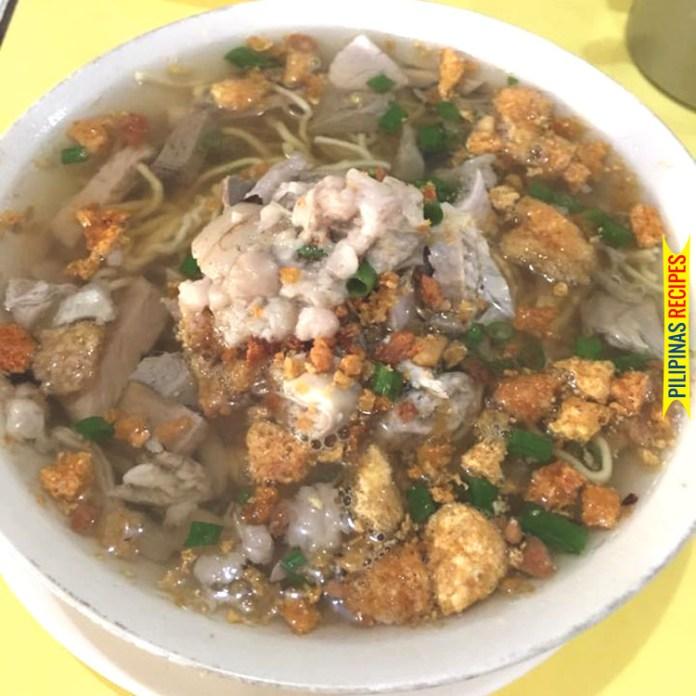 La Paz Batchoy Recipe