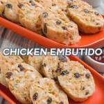 Chicken Embutido Recipe Final