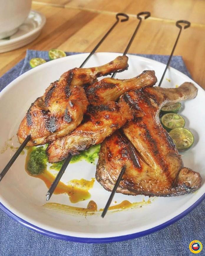 Chicken Inasal Homemade