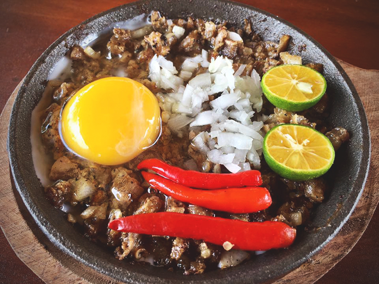 Sizzling Pork Sisig Recipe