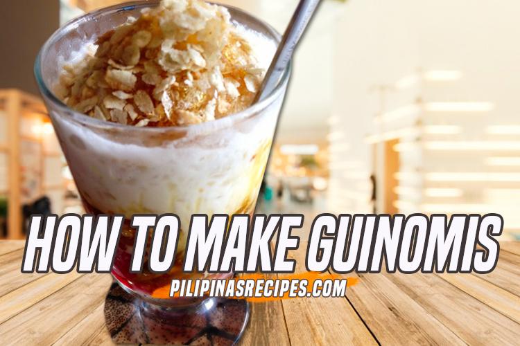 Guinomis Recipe