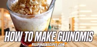How to Make Guinomis
