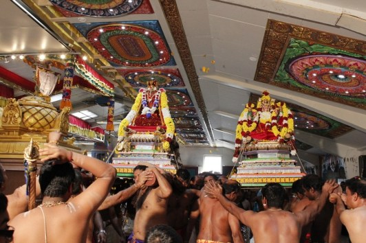 Onbathaam Thiruvilaa (Therthiruvilaa) - Mahotsavam 2014 (96)