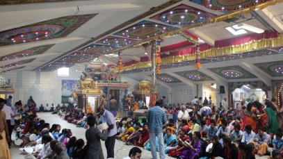 பத்தாம் திருவிழா – தீர்த்தம் (மகோற்சவம் 2014) 10