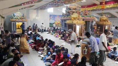 பத்தாம் திருவிழா – தீர்த்தம் (மகோற்சவம் 2014) 1