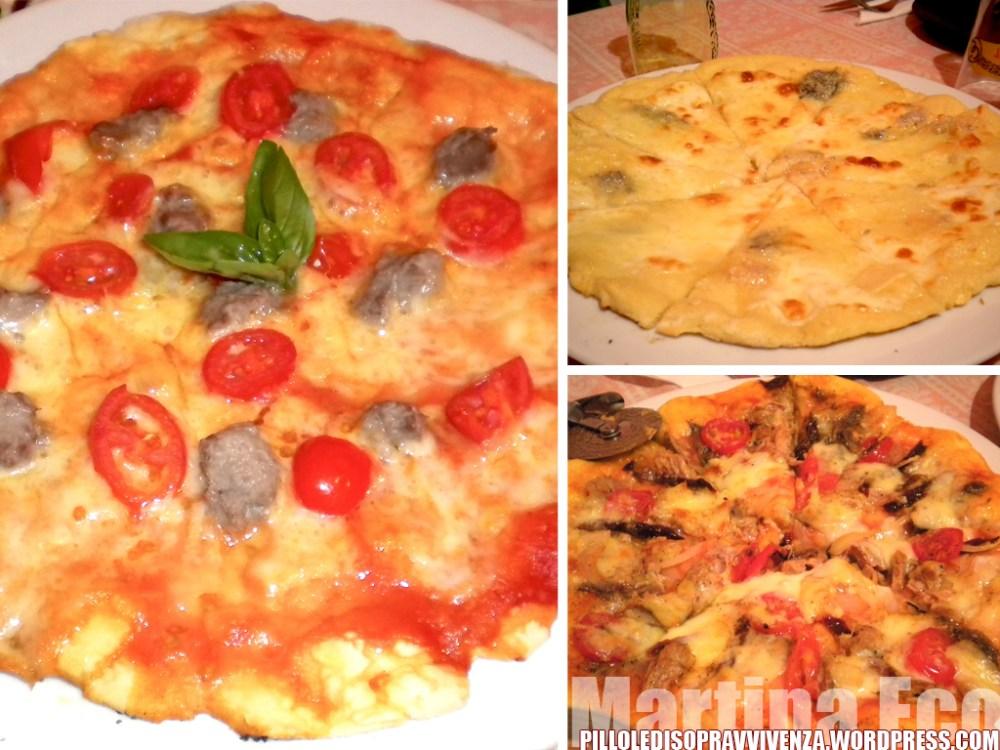 Ricetta della pizza napoletana
