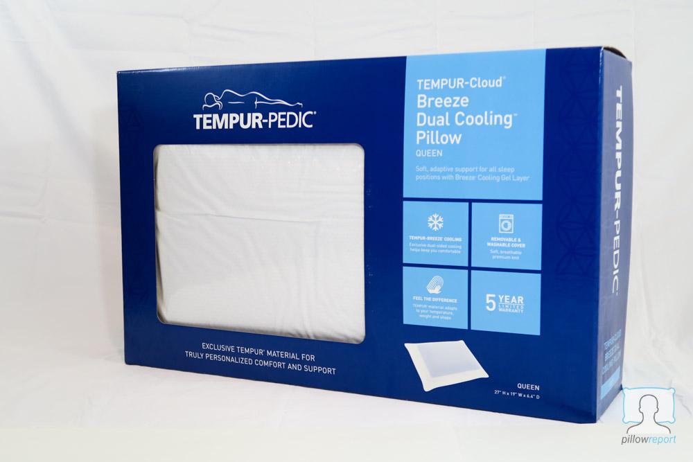 tempurpedic tempur cloud breeze dual