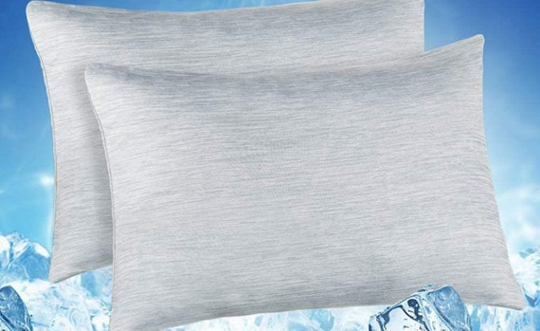 stay cool pillows reviews pillow