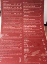 Wine List (July 2014)