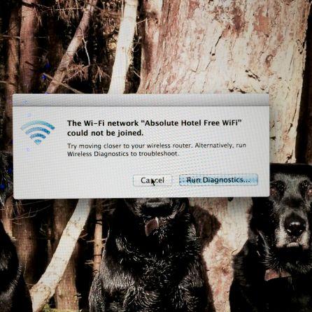 Diabolical WiFi