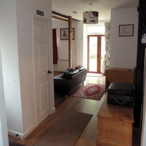 Hall through to Lounge