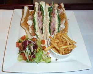 Poor Club Sandwich