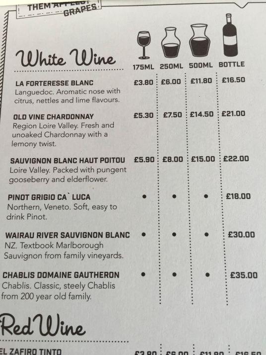 Pricey Wines