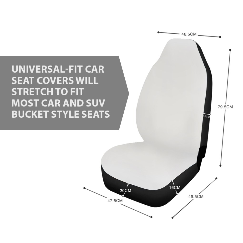 Carr Seat Covers - Kicked Cancer's Ass 2